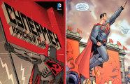 «Супермен. Красный сын» - малоизвестный американский комикс о супергерое-коммунисте, который приземлился в Украине