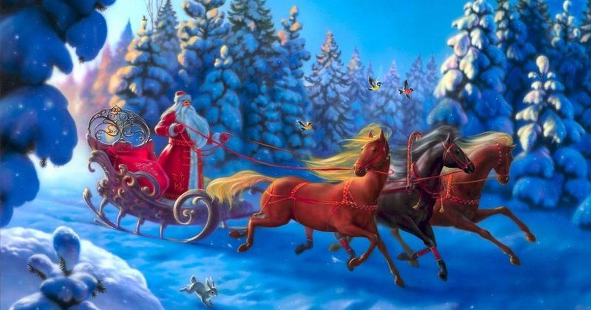 Дед Мороз вреден для семьи