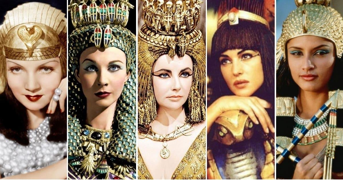 Клеопатра в мировом кино: Какая актриса стала самой красивой царицей Египта