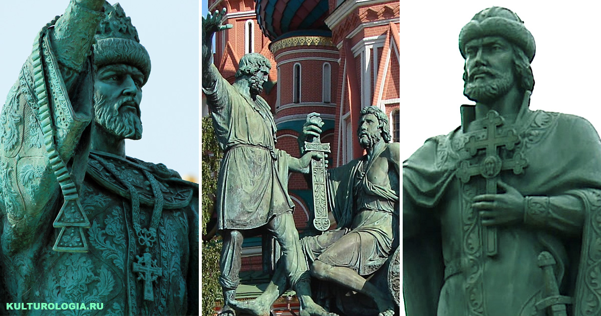 Самые интересные и необычные памятники в России