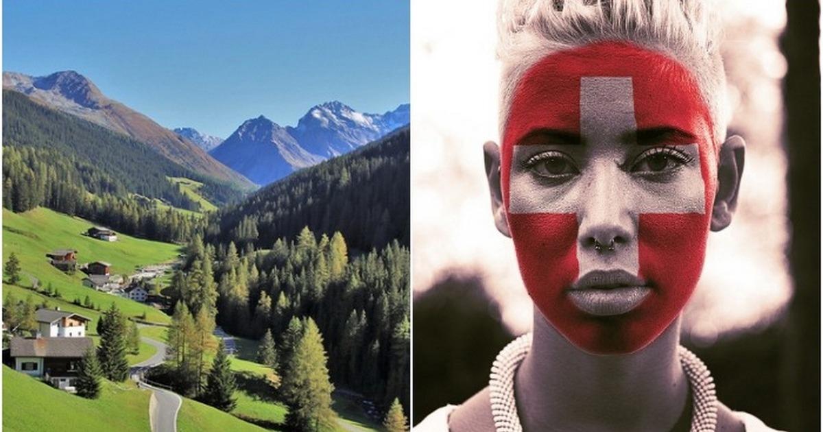 Чем знаменита швейцария