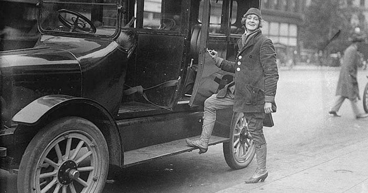 Как женщины помогали развиваться автомобилестроению